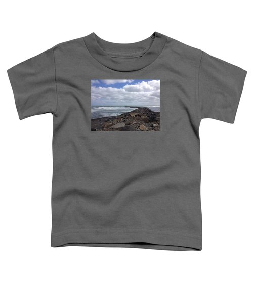 New England Jetty Toddler T-Shirt