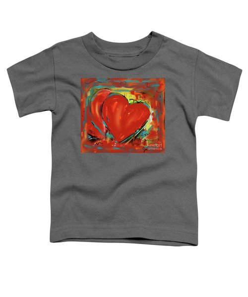 New Heart Toddler T-Shirt