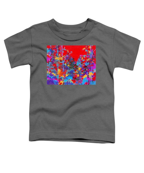 New Mexico Woods Toddler T-Shirt