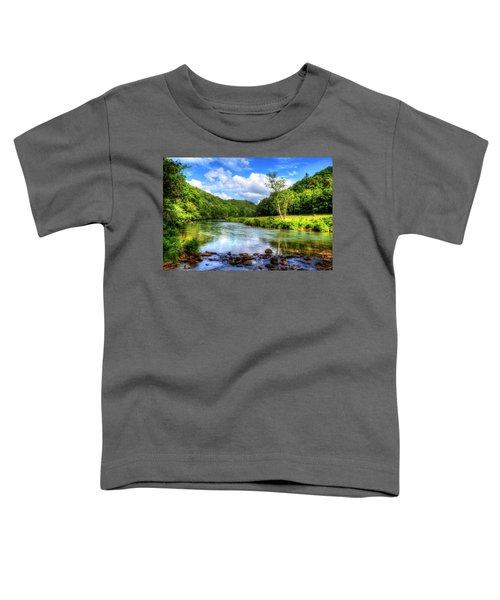 New River Summer Toddler T-Shirt