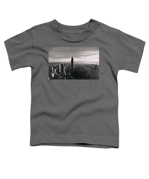 New York City Untitled Nine Toddler T-Shirt