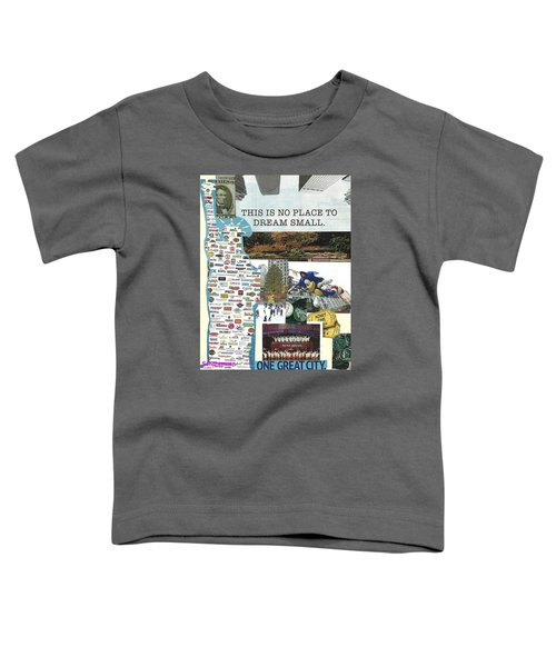 New York Dreams Toddler T-Shirt
