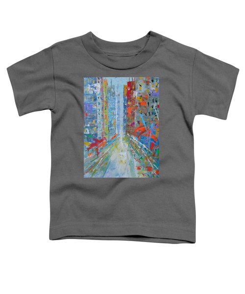 New York Toddler T-Shirt