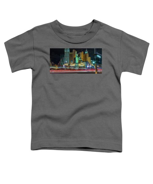 New York New York Toddler T-Shirt