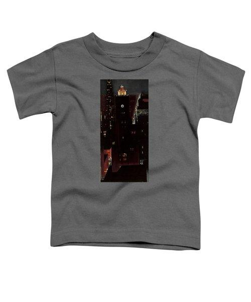 New York, Night, Toddler T-Shirt