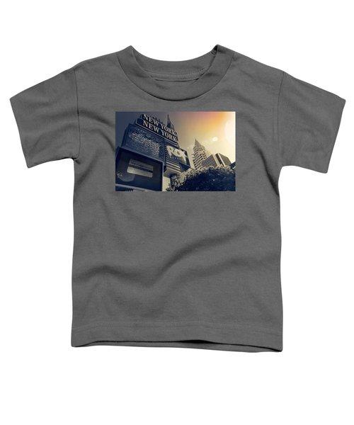 New York Toddler T-Shirt
