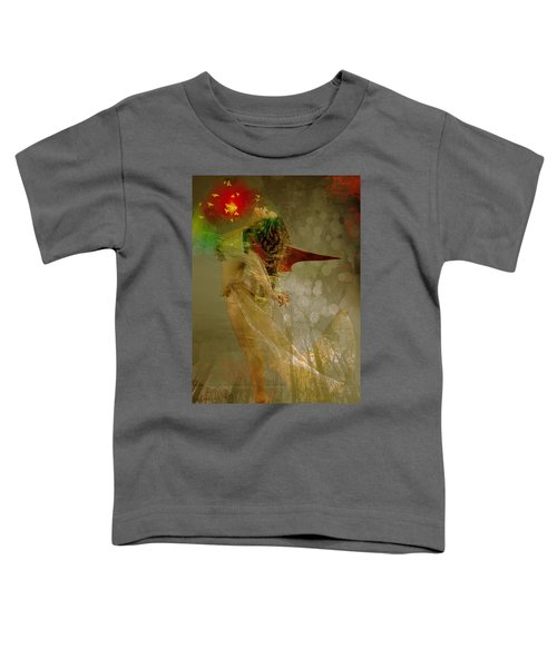 New York, Red Wing Toddler T-Shirt