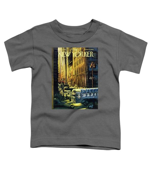 New Yorker July 23 1960 Toddler T-Shirt