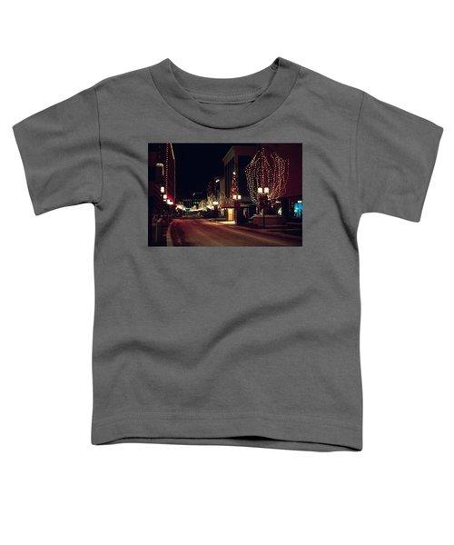 Nicollet Mall Christmas Toddler T-Shirt