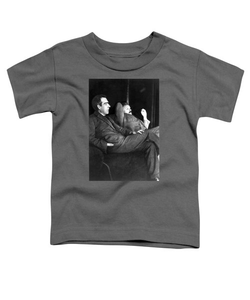 Niels Bohr And Albert Einstein Toddler T-Shirt