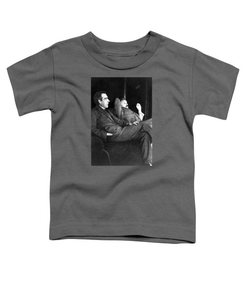 Niels Bohr And Albert Einstein Toddler T-Shirt