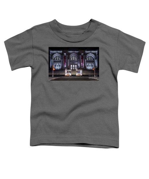 Night At A Museum Toddler T-Shirt