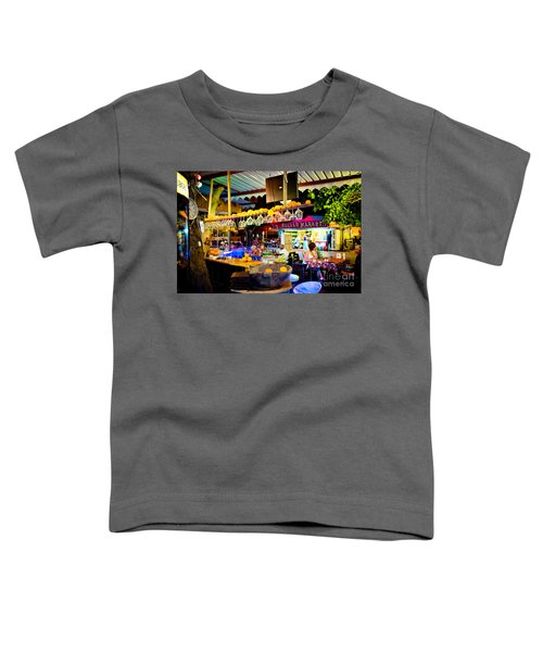 Night At Bar Toddler T-Shirt