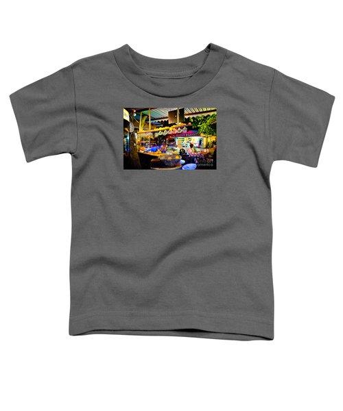 Night At Bar Toddler T-Shirt
