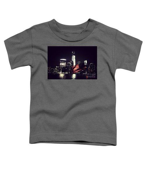Night Flag Toddler T-Shirt