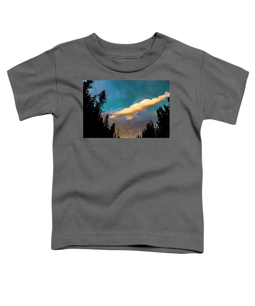 Toddler T-Shirt featuring the photograph Night Moves by James BO Insogna