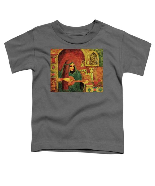 Night Music 3 Toddler T-Shirt