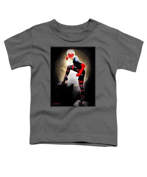 Night Of The Avenger Toddler T-Shirt