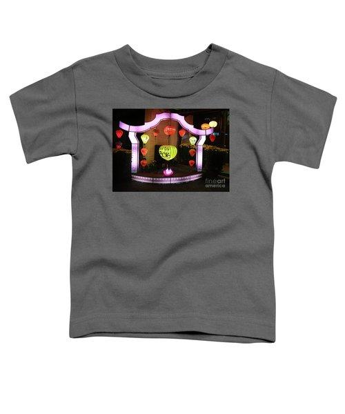 Night Photography Hoi An  Toddler T-Shirt