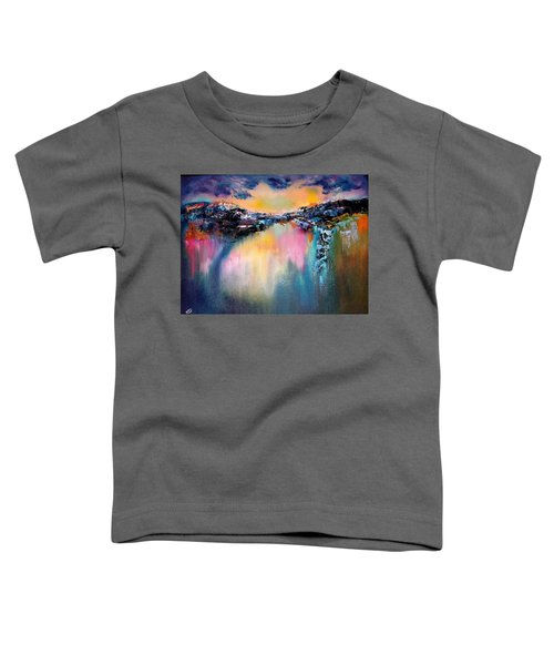 Night Reflections Toddler T-Shirt