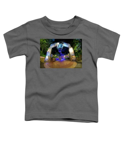 Night Ride On The Rock And Roll Coaster Toddler T-Shirt