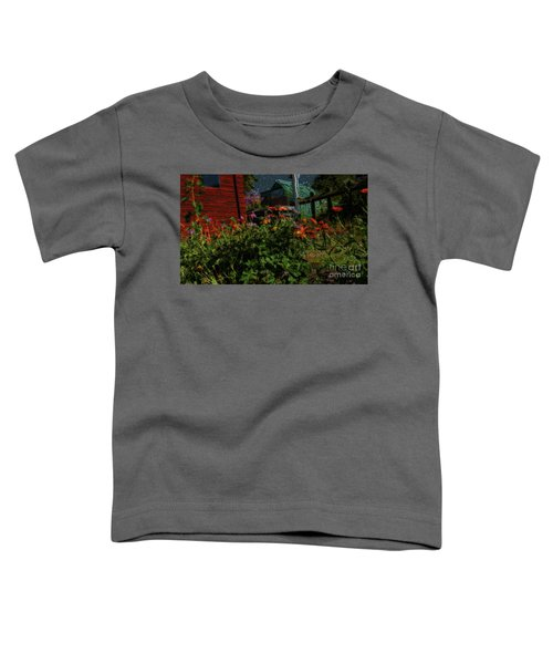 Night Shift For The Mice Toddler T-Shirt