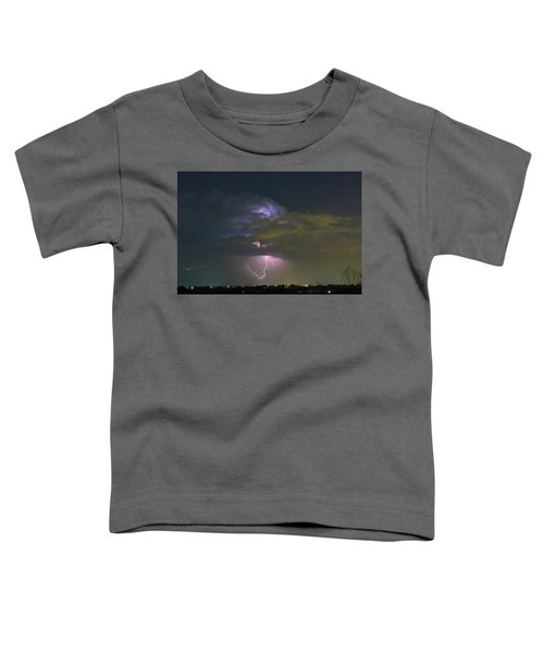 Toddler T-Shirt featuring the photograph Night Tripper by James BO Insogna