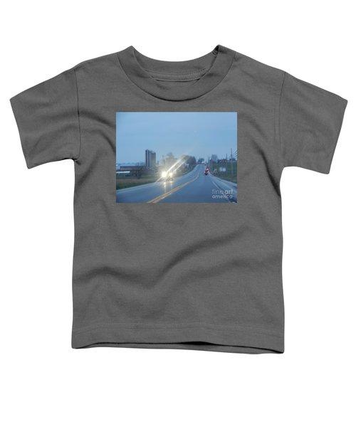 Nightime Travel Toddler T-Shirt