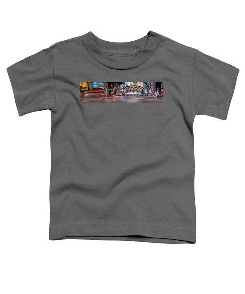 Nights On Broadway Toddler T-Shirt
