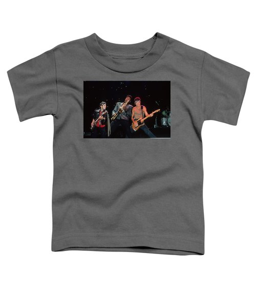 Nils Clarence And Bruce Toddler T-Shirt