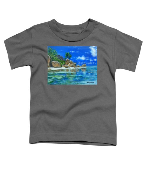 Nina's Beach Toddler T-Shirt