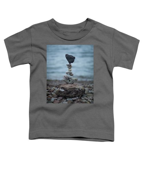 Zen Stack #6 Toddler T-Shirt