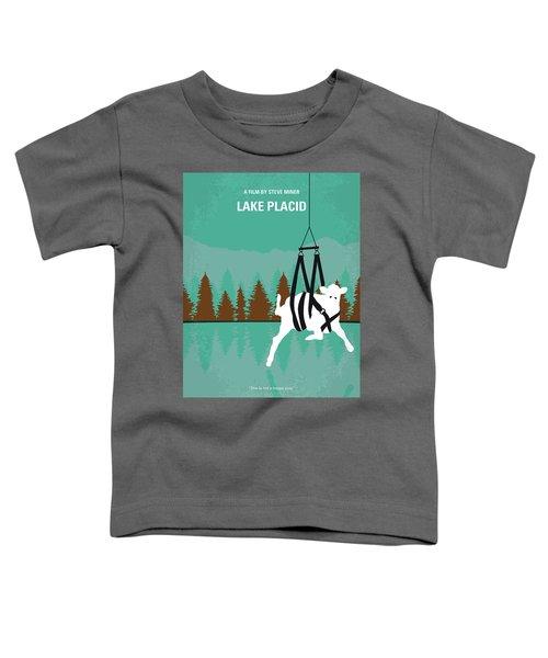 No944 My Lake Placid Minimal Movie Poster Toddler T-Shirt