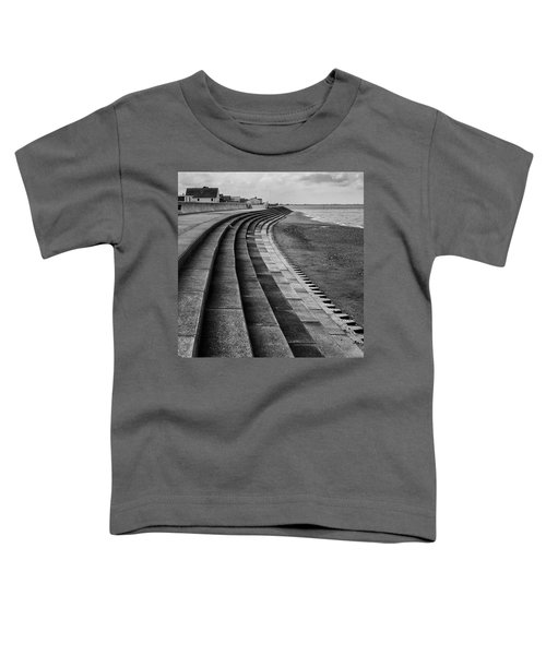 North Beach, Heacham, Norfolk, England Toddler T-Shirt