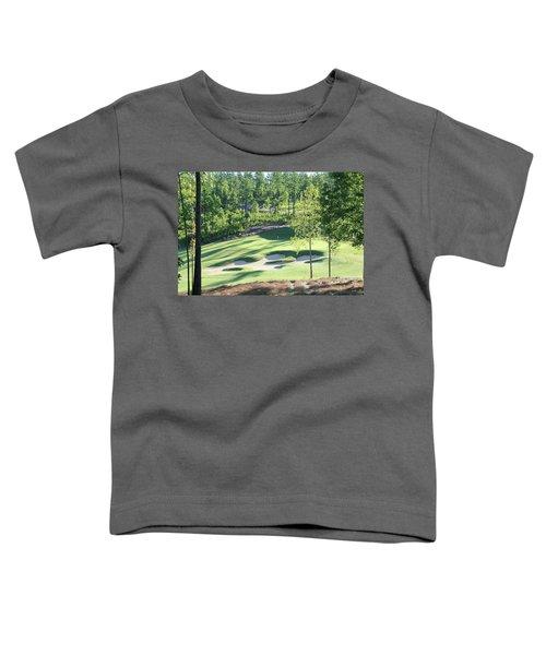 North Carolina Golf Course 12th Hole Toddler T-Shirt