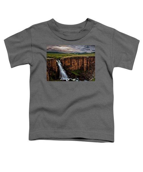 North Clear Creek Falls Toddler T-Shirt