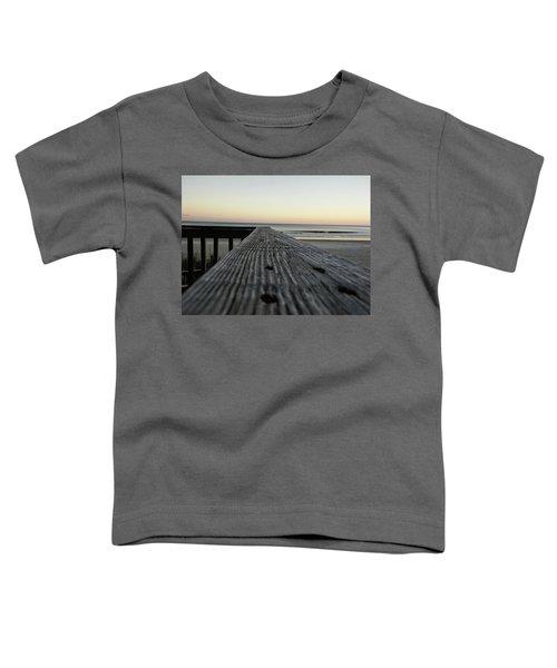 North Myrtle Beach Evening Toddler T-Shirt