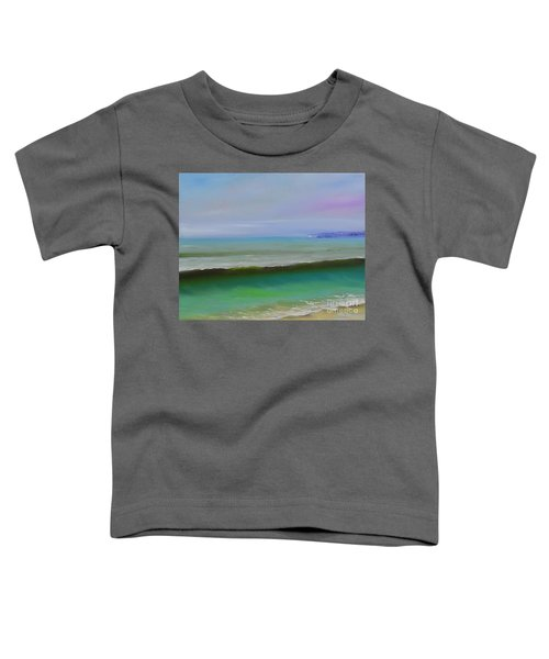 North To Dana Point Toddler T-Shirt
