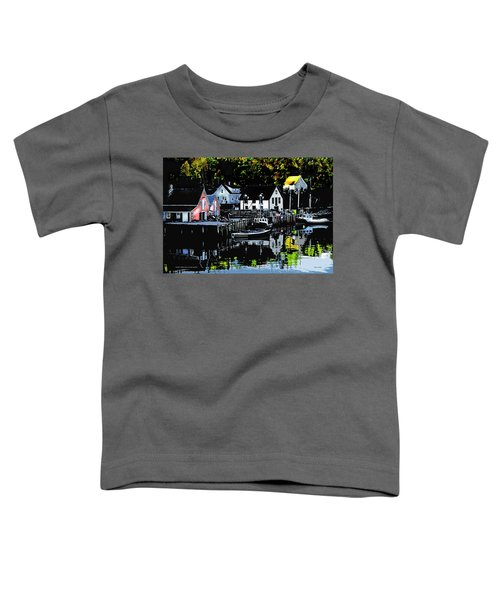 North West Cove Ns. Toddler T-Shirt
