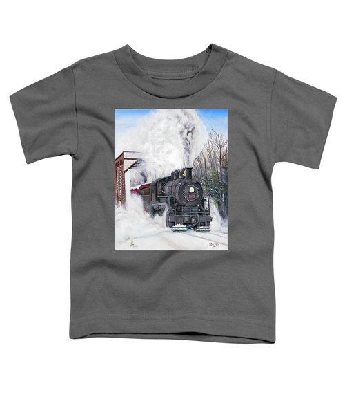 Northbound At 35 Below Toddler T-Shirt