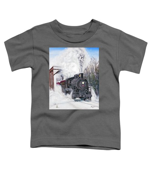 Northbound At 35 Below Toddler T-Shirt
