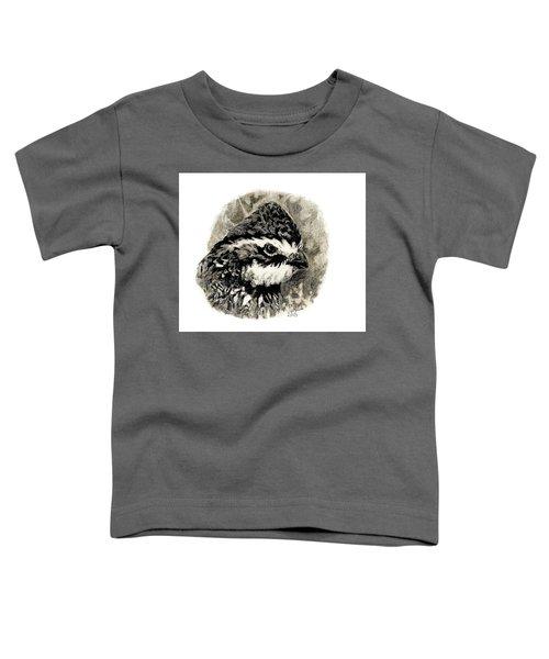 Northern Bobwhite Toddler T-Shirt