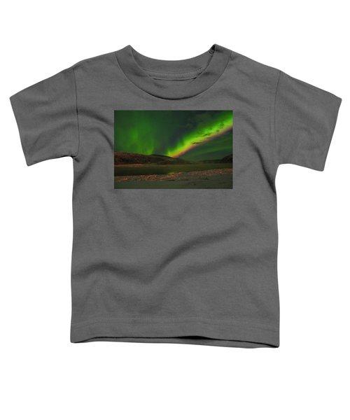 Northern Northern Lights 3 Toddler T-Shirt