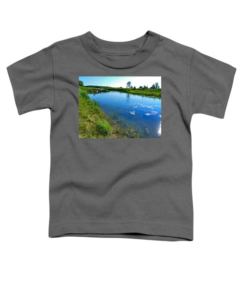 Northern Ontario 3 Toddler T-Shirt