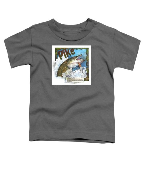 Northerrn Pike Toddler T-Shirt