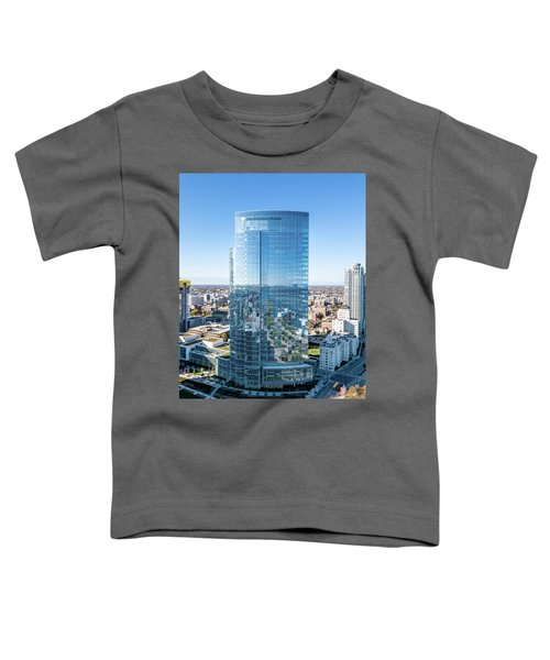 Northwestern Mutual Tower Toddler T-Shirt