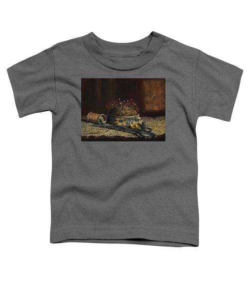 Notions Toddler T-Shirt