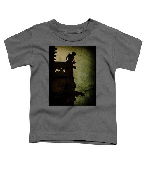 Paris, France - Gargoyle Watch Toddler T-Shirt