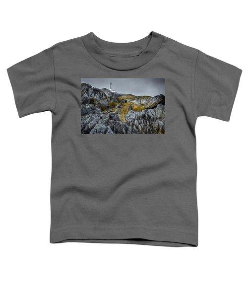 Nova Scotia's Rocky Shore Toddler T-Shirt