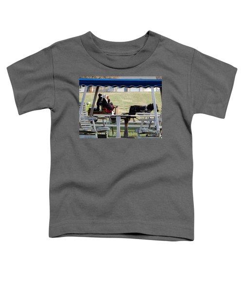 November Pony Cart Fun Toddler T-Shirt